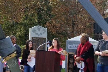 WTMS Students Honor Veterans Through Essay Contest