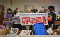 Toys for Tots Brightens Hundreds of Holidays