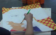 12/16 Art Classroom Spotlight