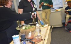 Chefs in the Classroom: Food for Thought