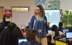 Ms. Fernicola Wins Teacher of the Month for December