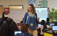 Ms. Fernicola Wins Teacher of the Month for December